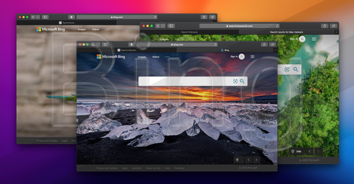Remove Bing redirect virus from Mac